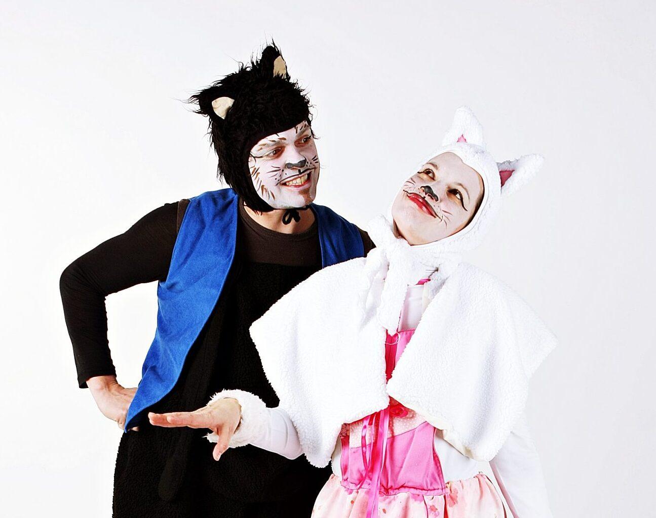 Muca Maca in Maček Muri